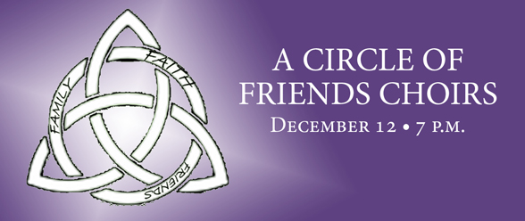 Clen Moore Is Excited To Host A Circle Of Friends Choirs On Saturday December 12 At 7 PM With 90 Minute Upbeat Christmas Concert